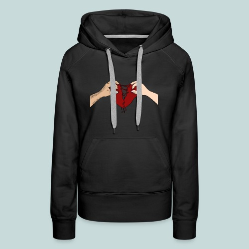 We Are Tearing Each Other Apart - Women's Premium Hoodie