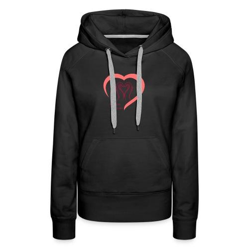 love me - Women's Premium Hoodie