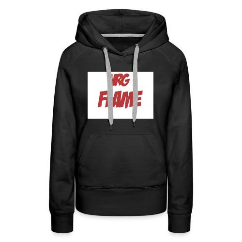 Flame For KIds - Women's Premium Hoodie