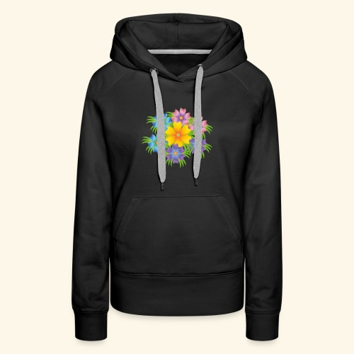 flower1 - Women's Premium Hoodie