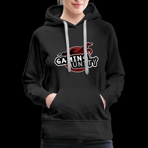 Gaming Unity Logo - Women's Premium Hoodie