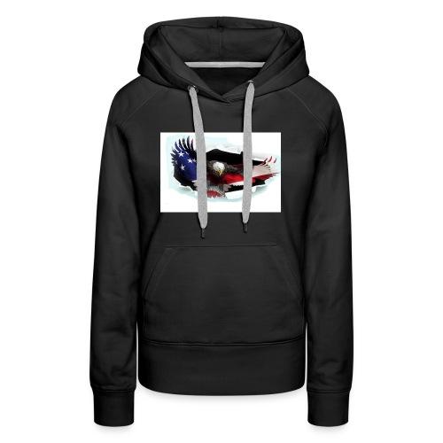 3DEagle - Women's Premium Hoodie
