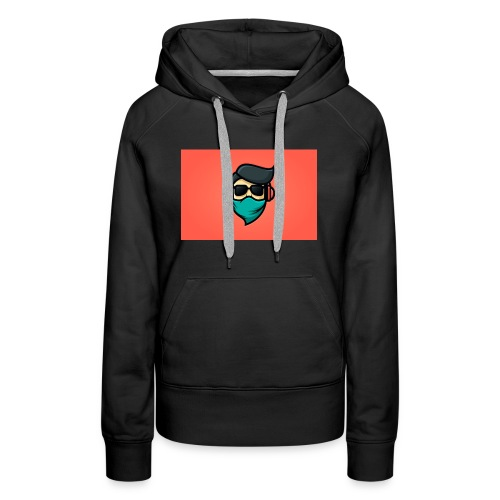 Cool Logos and Graphic Trends about Music DJs - Women's Premium Hoodie