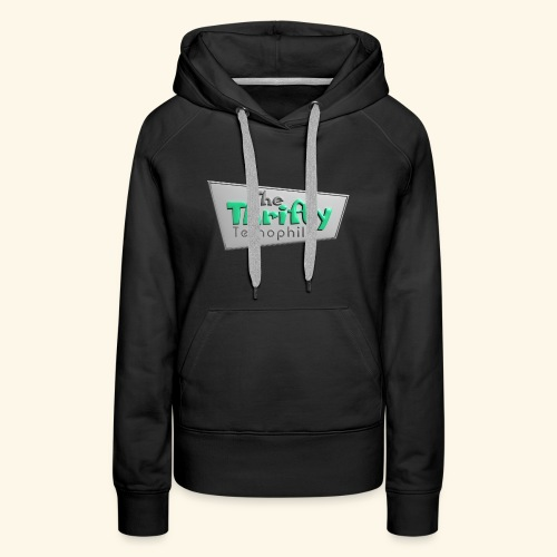 New Logo A Filled - Women's Premium Hoodie