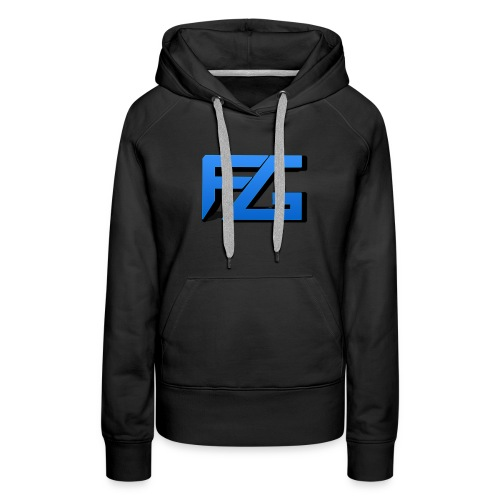 Freeze Gaming Logo - Women's Premium Hoodie
