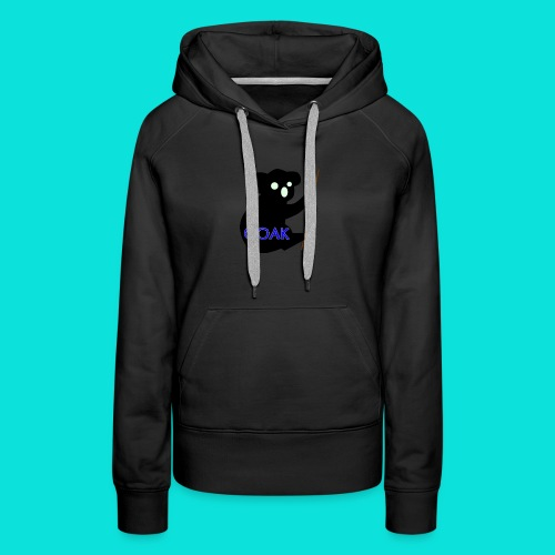 One Of A Kind Blue 2 - Women's Premium Hoodie
