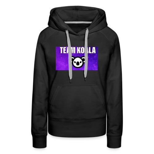 Team koala - Women's Premium Hoodie
