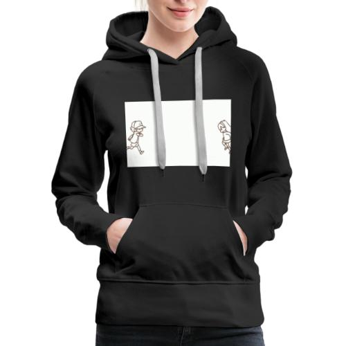 Cartoon - Women's Premium Hoodie