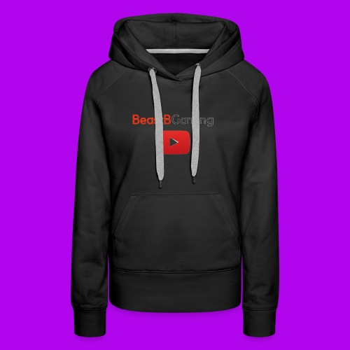 BeastBGaming Youtube Logo~! - Women's Premium Hoodie