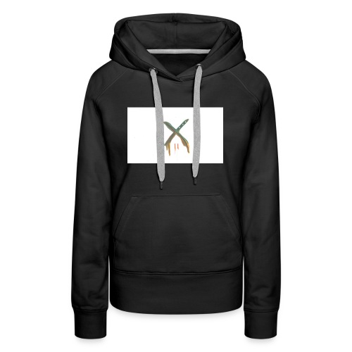 The Crep Architect: X melts - Women's Premium Hoodie