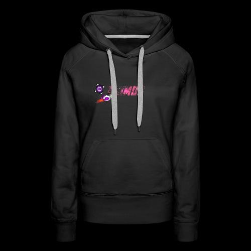 Banner Art Copy - Women's Premium Hoodie