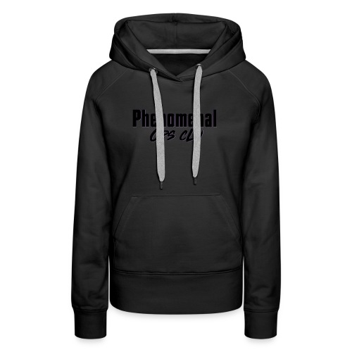 Limited Time Phenomenal Ops cLn - Women's Premium Hoodie