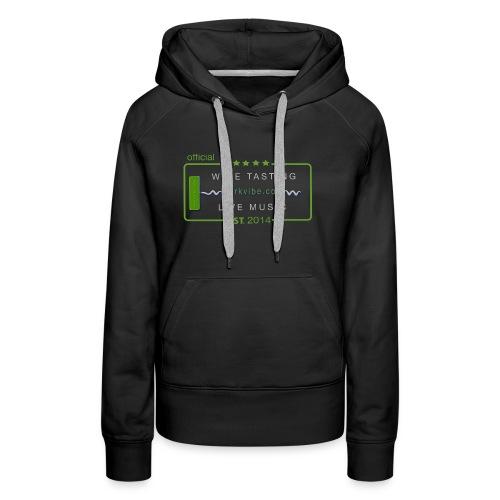 corkvibe t shirt - Women's Premium Hoodie