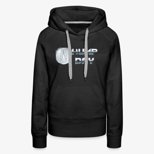 shirt HUMPDAY 02 - Women's Premium Hoodie