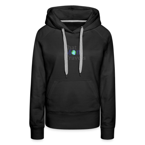 That Mom Travels - Women's Premium Hoodie