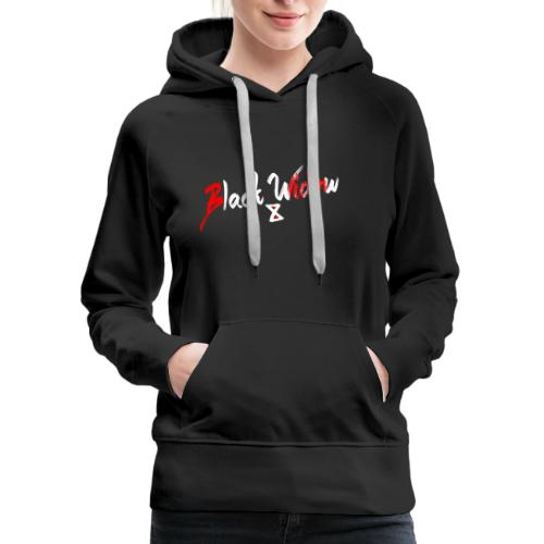 Black Widow - Women's Premium Hoodie