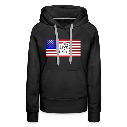 Americana Gear - Women's Premium Hoodie