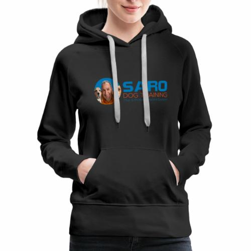 Saro Dog TrainingLogo - Women's Premium Hoodie