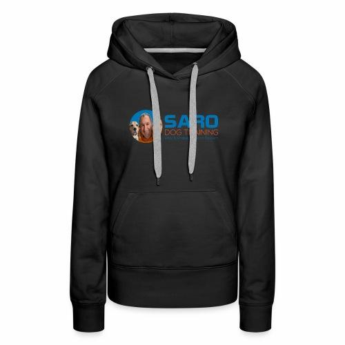Saro Dog TrainingLogo - Women's Premium Hoodie
