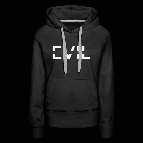 EVIL Logo - Women's Premium Hoodie
