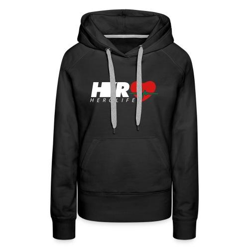HeroLife Lifeline - Women's Premium Hoodie