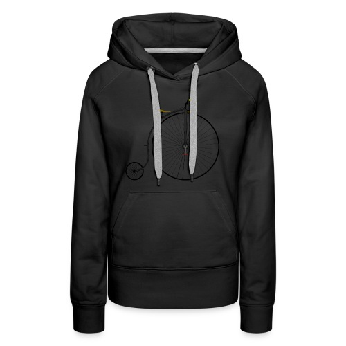 It was a time - Women's Premium Hoodie