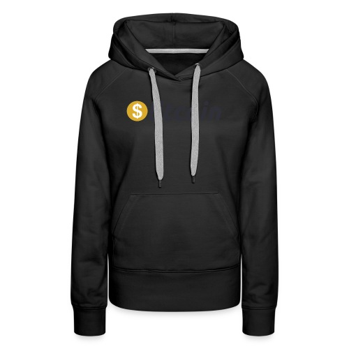 Litcoin - Women's Premium Hoodie
