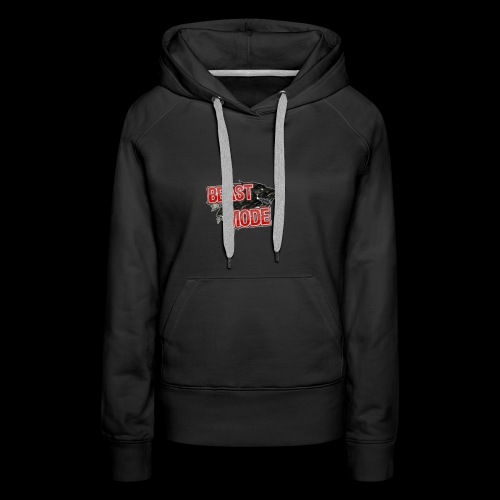 BEAST OFFICIAL NEW - Women's Premium Hoodie