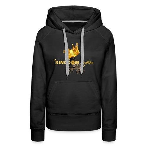 KINGDON Ska8rs Original - Women's Premium Hoodie