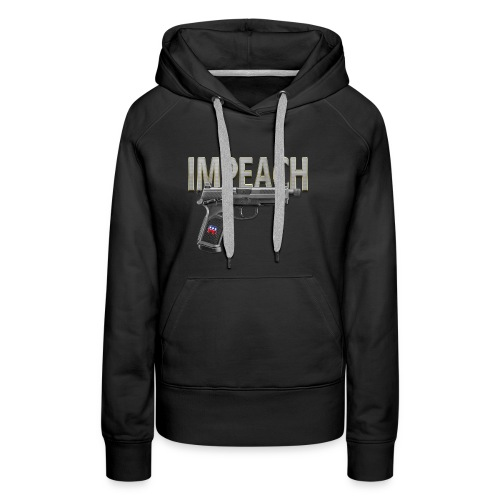 IMPEACH 45 - Women's Premium Hoodie