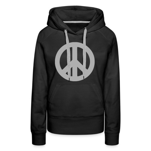 Peace - Women's Premium Hoodie