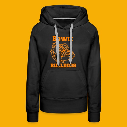 Bulldog Apparel - Women's Premium Hoodie