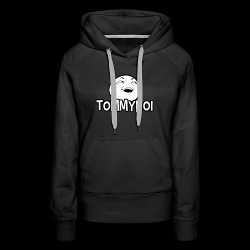TommyBoi Original Design - Women's Premium Hoodie