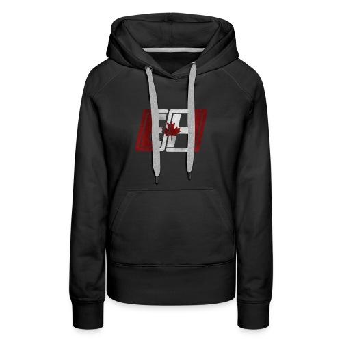 Everybody Hates North Logo - Women's Premium Hoodie