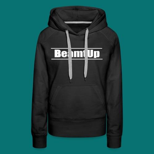 Original BeamtUp Logo - Women's Premium Hoodie
