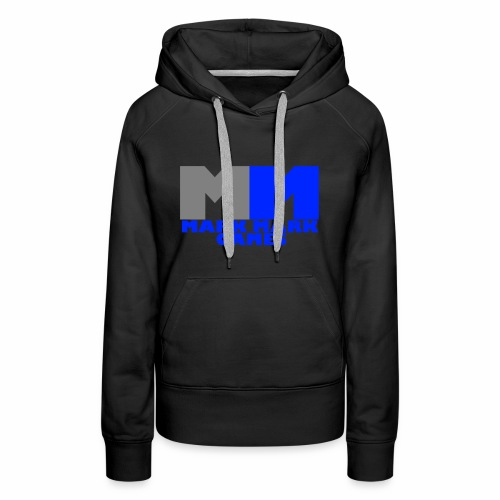 Mark Mark Games - Women's Premium Hoodie