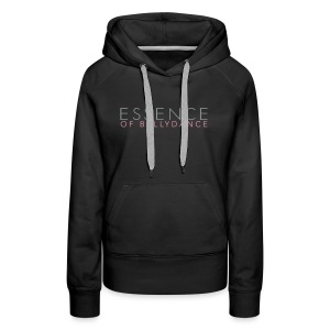 Essence of Bellydance - Women's Premium Hoodie