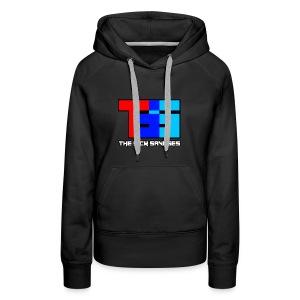 TSS Logo - Women's Premium Hoodie