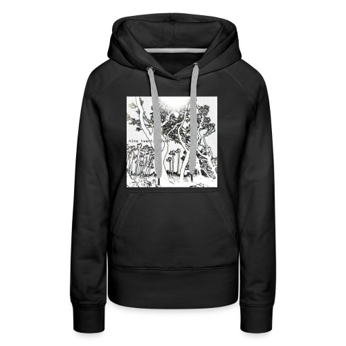 Nine Twenty Seven - Trees - Women's Premium Hoodie