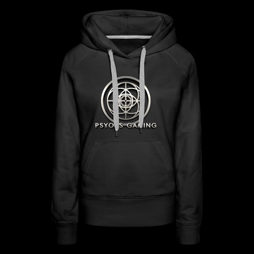 Psyops Gaming Logo - Women's Premium Hoodie