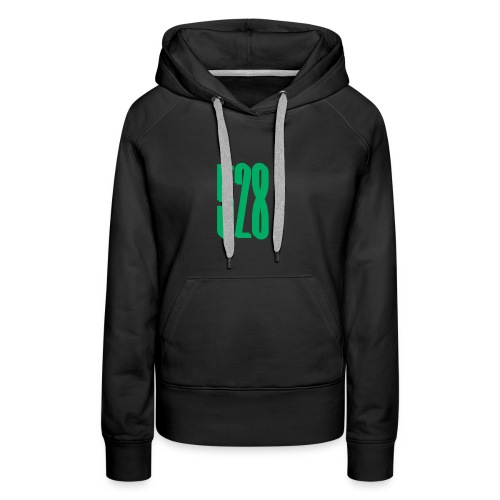 Love Frequency - Women's Premium Hoodie
