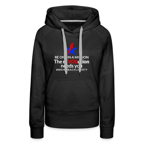 WILDMAIN2 - Women's Premium Hoodie