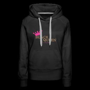 Black Queen - Women's Premium Hoodie
