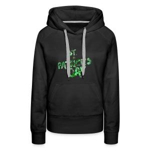 St Patrick's Day Holiday t-shirt - Women's Premium Hoodie