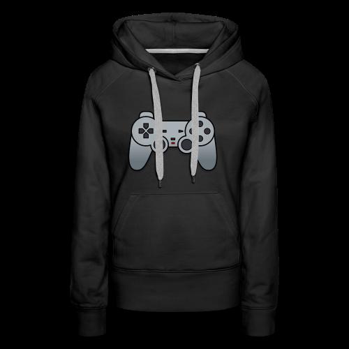 Game Controller - Women's Premium Hoodie