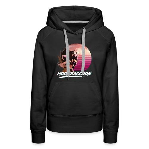 Moonraccoon - Women's Premium Hoodie