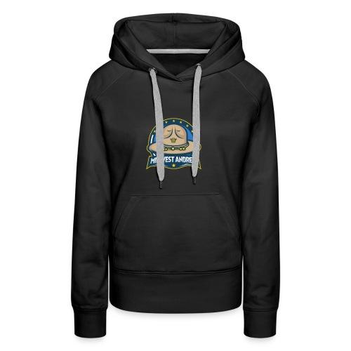 Midwest Andrew Logo - Women's Premium Hoodie