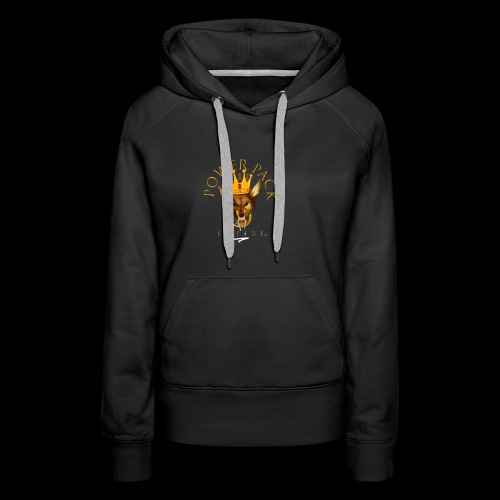 Power Pack Empire Official Logo - Women's Premium Hoodie