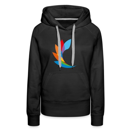 shirt color beautiful - Women's Premium Hoodie