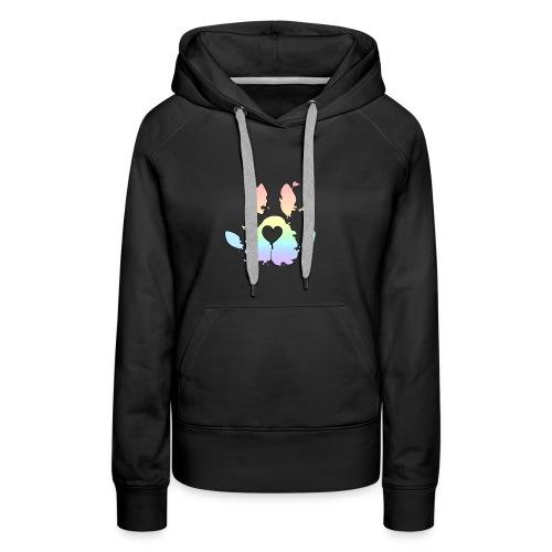 Rainbow Paw - Women's Premium Hoodie